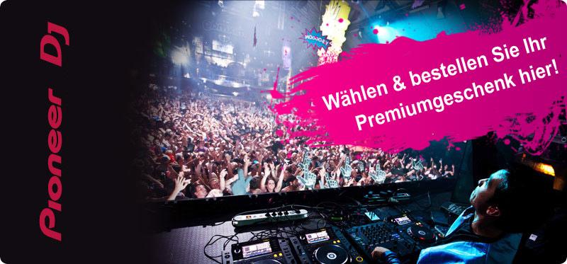 """""""Bereit für den Sommer""""  Pioneer DJ"""