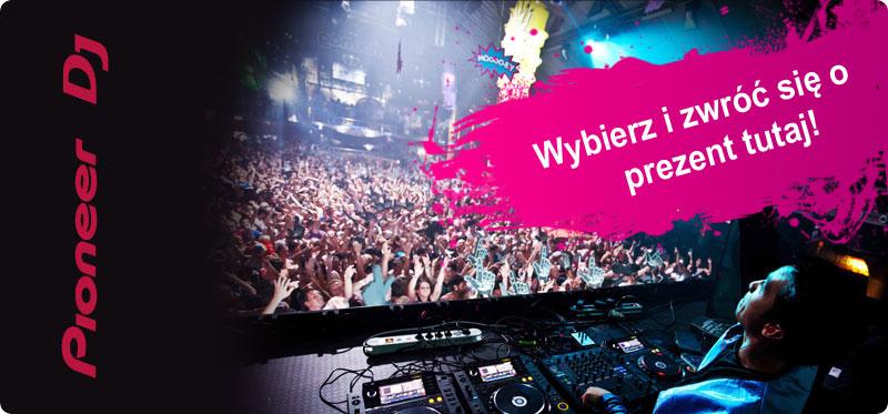 """Promocji """"DJ Pioneer szykuje się na lato"""""""